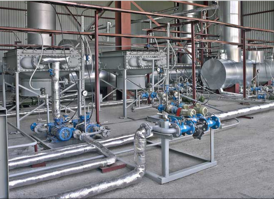 Pipe Support Design/Fabrication & Installation